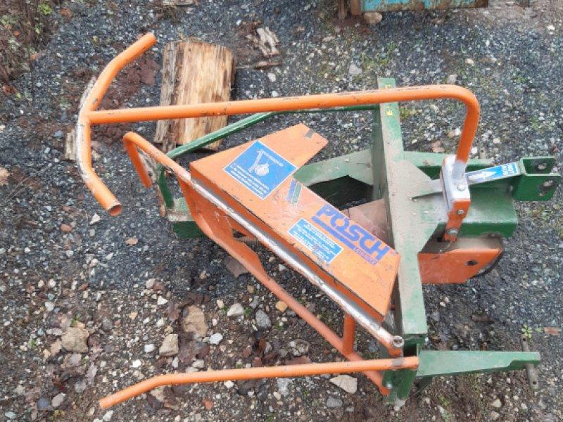 Holzspalter des Typs Posch M2002, Gebrauchtmaschine in Stegaurach (Bild 1)