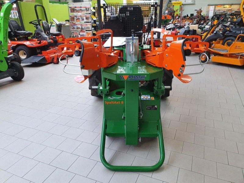 Holzspalter des Typs Posch SpaltAxt 8 Traktoranbau, Neumaschine in Olpe (Bild 1)