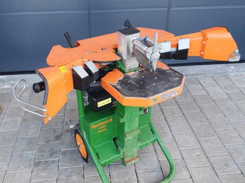 Holzspalter типа Posch Spaltaxt 8t, Gebrauchtmaschine в Unterammergau (Фотография 1)