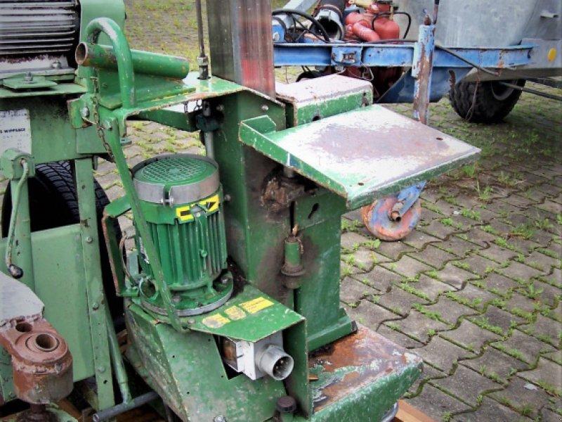 Holzspalter des Typs Posch Spalter 6t, Gebrauchtmaschine in Murnau (Bild 1)