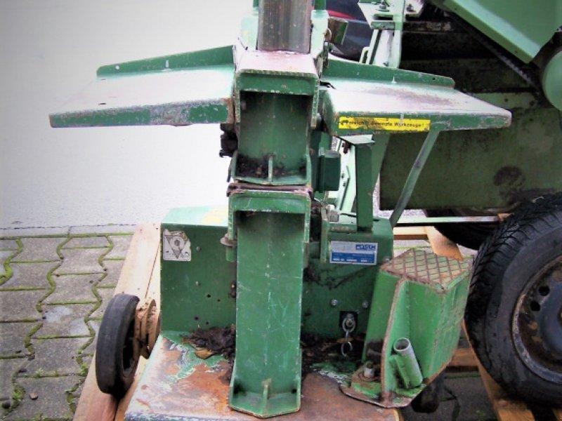 Holzspalter des Typs Posch Spalter 6t, Gebrauchtmaschine in Murnau (Bild 2)