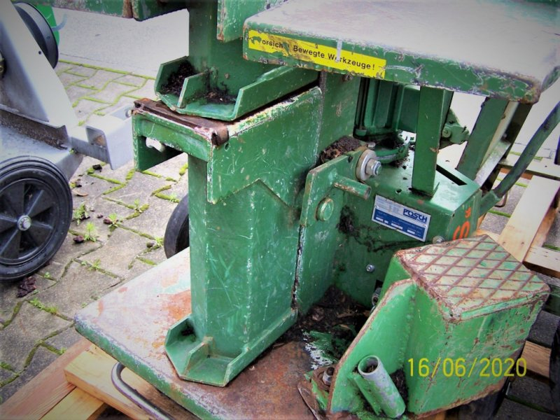 Holzspalter des Typs Posch Spalter 6t, Gebrauchtmaschine in Murnau (Bild 4)