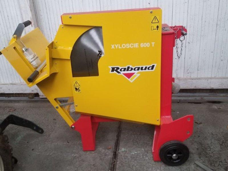 Holzspalter типа Rabaud XYLOSCIE 600T, Gebrauchtmaschine в CHAILLOUÉ (Фотография 1)