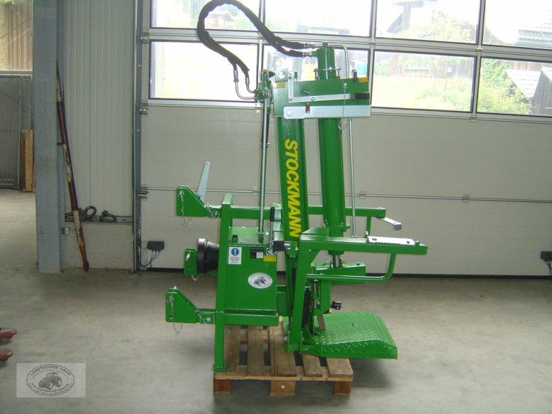 Holzspalter a típus Stockmann MS 1600, *NEU* 16to., 115cmSpaltlänge, mit Eilgang, Eilgangpumpe und Gelenkwelle! *Profi-holzspaltmaschine*, Neumaschine ekkor: Tschirn (Kép 1)