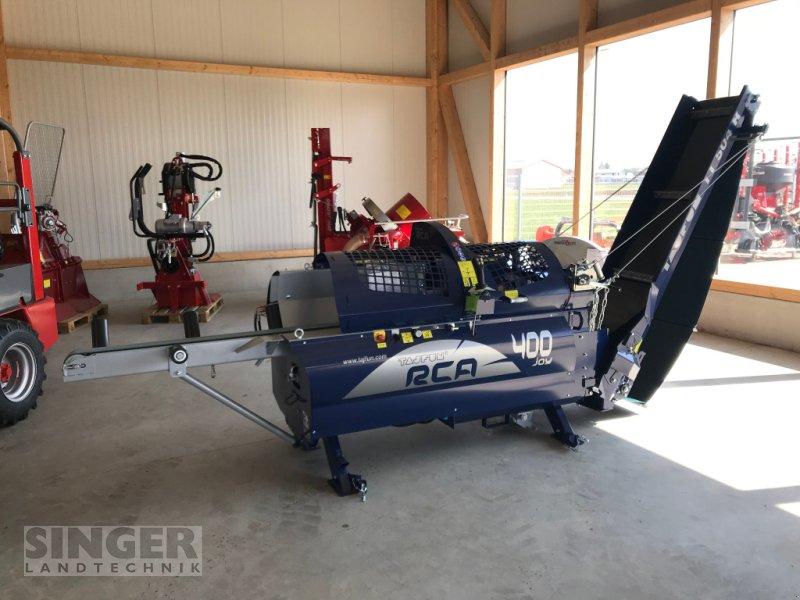 Holzspalter des Typs Tajfun RCA 400 Joy, Neumaschine in Ebenhofen (Bild 3)