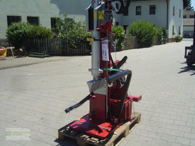 Holzspalter des Typs Unterreiner Vogesenblitz  VPF16, Neumaschine in Hiltpoltstein (Bild 2)