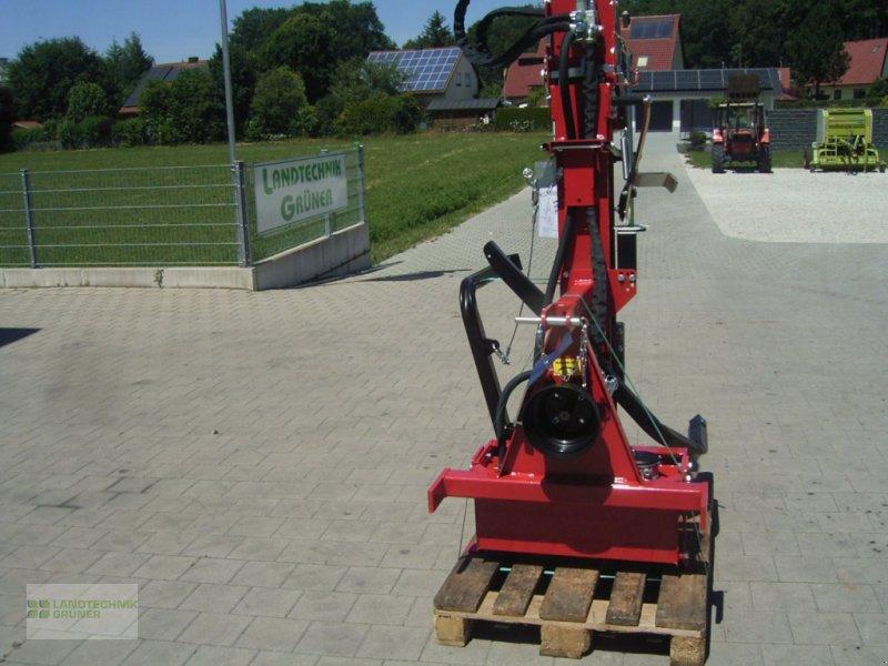 Holzspalter des Typs Unterreiner Vogesenblitz  VPF16, Neumaschine in Hiltpoltstein (Bild 1)