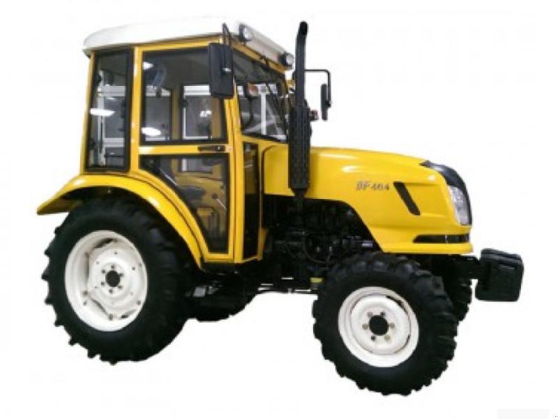 Hopfentraktor a típus Dong Feng DF 404, Neumaschine ekkor: Львів (Kép 1)