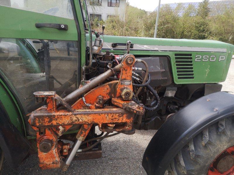 Hopfentraktor типа Fendt 280 P, Gebrauchtmaschine в Niederlauterbach (Фотография 1)