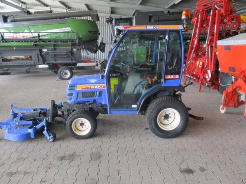Hopfentraktor типа Iseki AL 3215 KOMMUNALSCHLEPP, Gebrauchtmaschine в Brakel (Фотография 8)