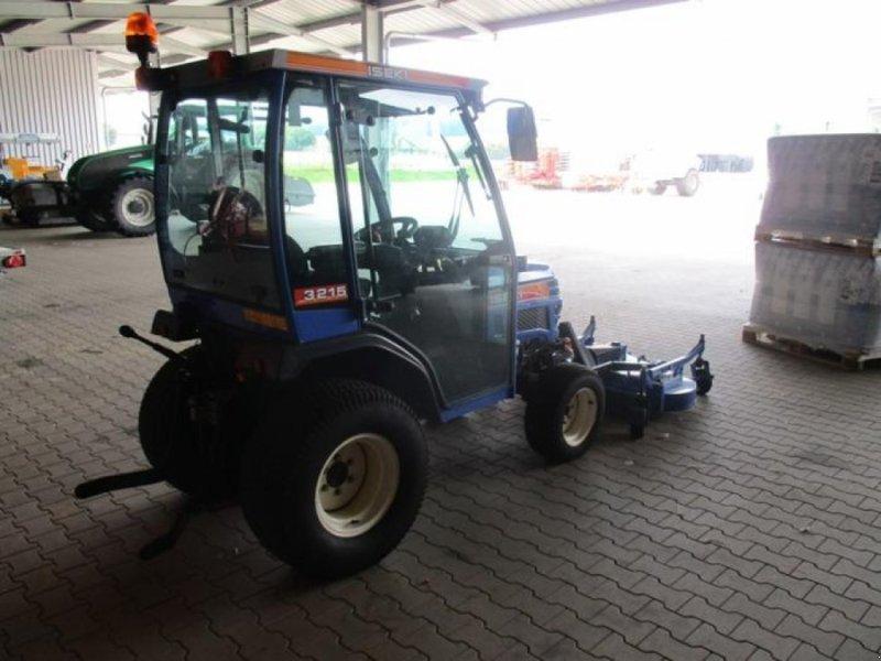 Hopfentraktor типа Iseki AL 3215 KOMMUNALSCHLEPP, Gebrauchtmaschine в Brakel (Фотография 5)
