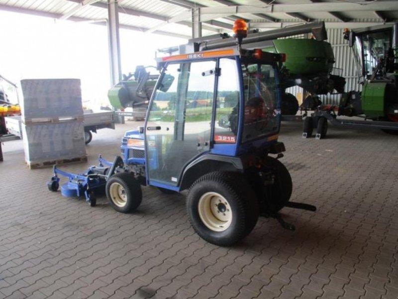 Hopfentraktor типа Iseki AL 3215 KOMMUNALSCHLEPP, Gebrauchtmaschine в Brakel (Фотография 7)