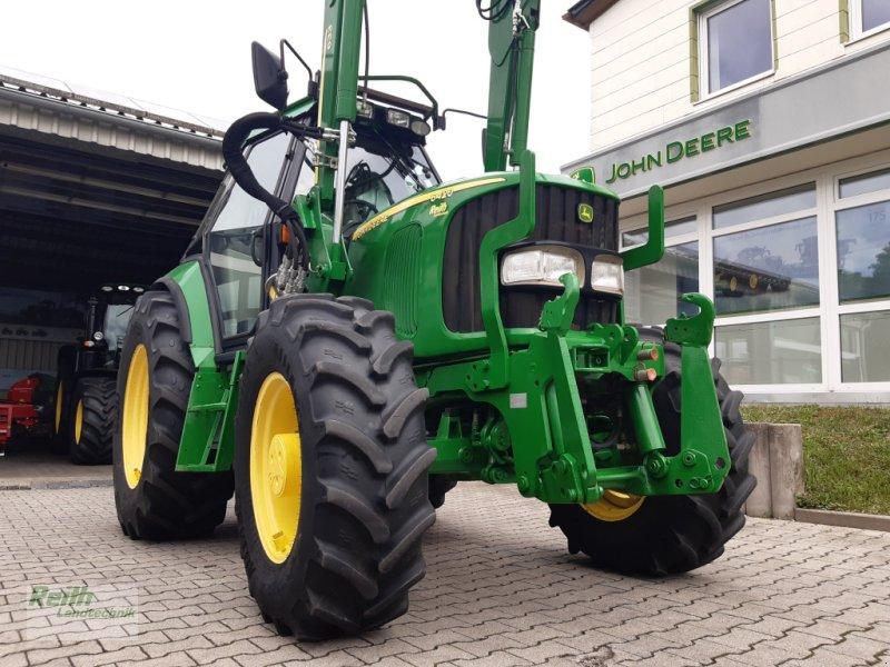 Hopfentraktor des Typs John Deere 6420 Premium, Gebrauchtmaschine in Wolnzach (Bild 1)