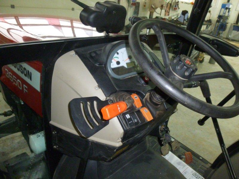 Hopfentraktor типа Massey Ferguson 3650 F, Gebrauchtmaschine в Abensberg (Фотография 6)