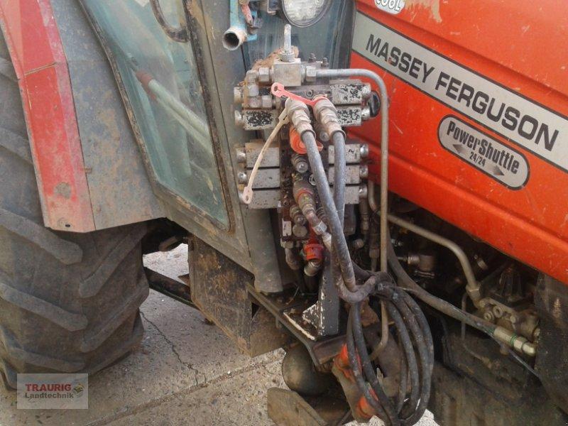 Hopfentraktor типа Massey Ferguson 4258 Hopfen, Gebrauchtmaschine в Mainburg/Wambach (Фотография 6)