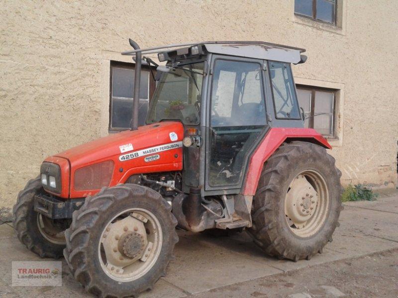 Hopfentraktor типа Massey Ferguson 4258 Hopfen, Gebrauchtmaschine в Mainburg/Wambach (Фотография 3)