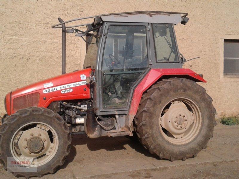 Hopfentraktor типа Massey Ferguson 4258 Hopfen, Gebrauchtmaschine в Mainburg/Wambach (Фотография 5)