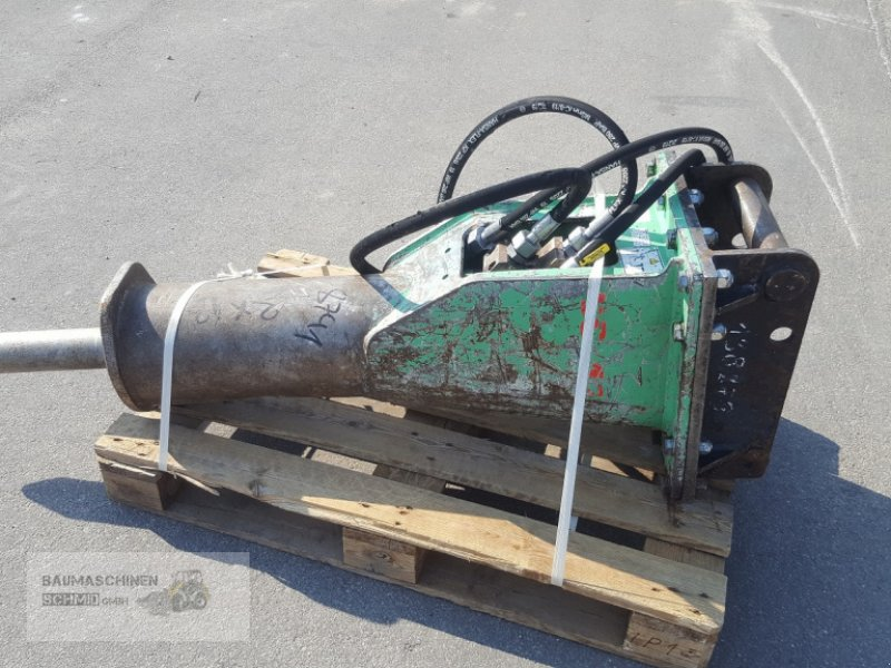 Hydraulikhammer des Typs Montabert SC 42, Gebrauchtmaschine in Stetten (Bild 1)