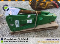 Mustang BRH 125 Abbruchhammer 4-8to Bagger Hydraulikhammer