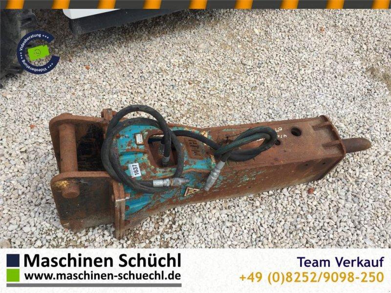 Hydraulikhammer типа Sonstige Abbruchhammer MSB 400, 670kg für 10-15 to Bagger, Gebrauchtmaschine в Schrobenhausen (Фотография 1)