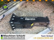 Hydraulikhammer des Typs Sonstige Other Häner HGS 400 / 68 Abbruchhammer 4-8to Bagge, Gebrauchtmaschine in Schrobenhausen