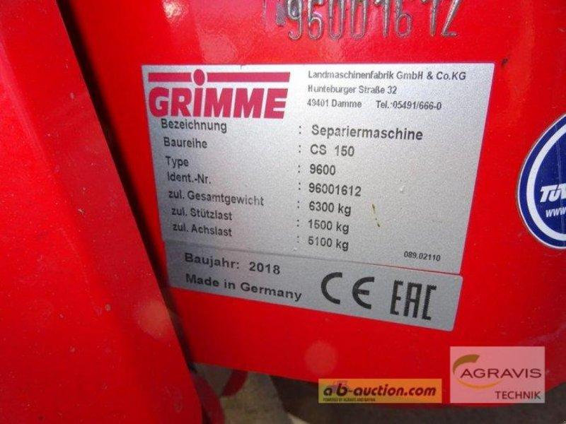 Kartoffel-VE des Typs Grimme CS 150, Gebrauchtmaschine in Uelzen (Bild 10)