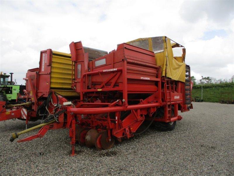 Kartoffel-VE a típus Grimme DR 1500 Pæn optager, med sorterings platform, Gebrauchtmaschine ekkor: Lintrup (Kép 1)
