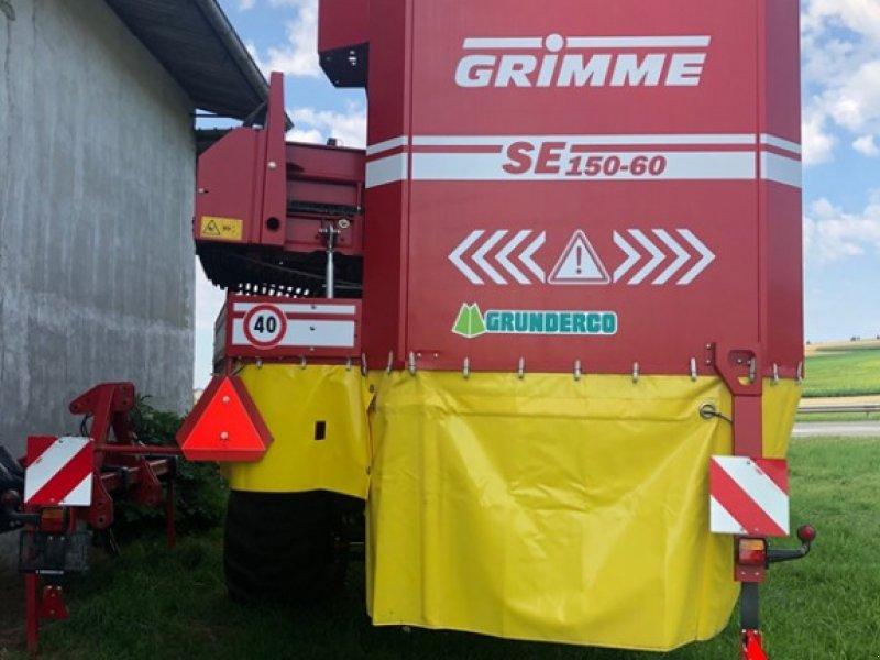 Kartoffel-VE a típus Grimme SE 150-60 K, Gebrauchtmaschine ekkor: Schaffhausen (Kép 7)