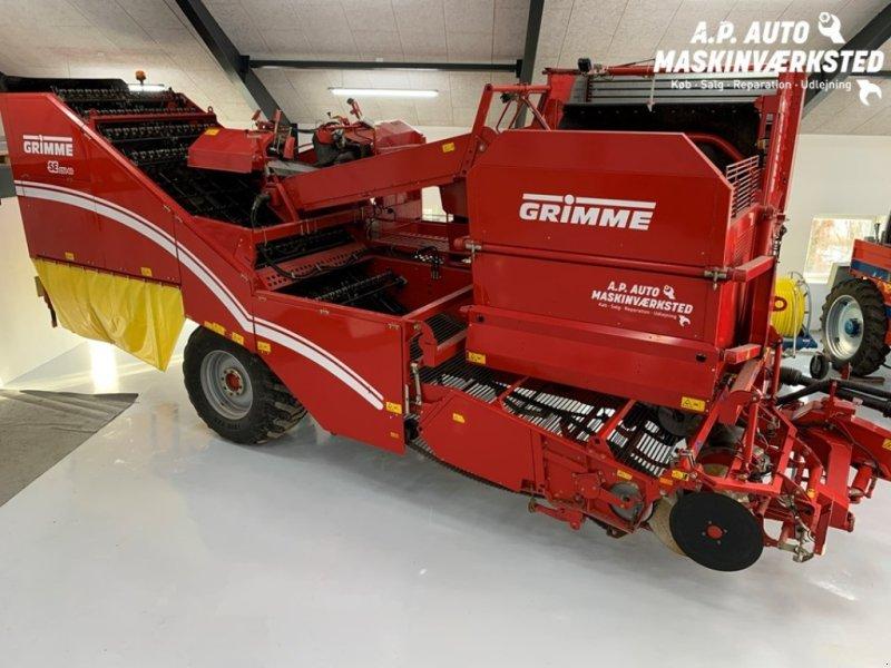 Kartoffel-VE типа Grimme SE-150-60-NB XXL Med hjultræk, Gebrauchtmaschine в Ikast (Фотография 1)