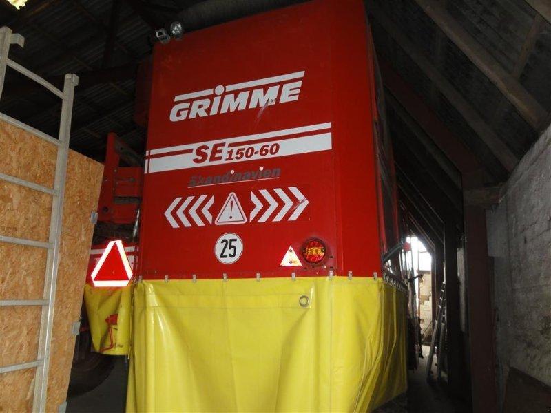 Kartoffel-VE типа Grimme SE 150-60 Opgraderet til model SE-170-60-NB, Gebrauchtmaschine в Ørsted (Фотография 1)