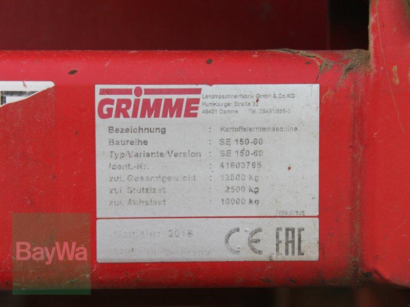 Kartoffel-VE des Typs Grimme SE 150-60, Gebrauchtmaschine in Straubing (Bild 18)