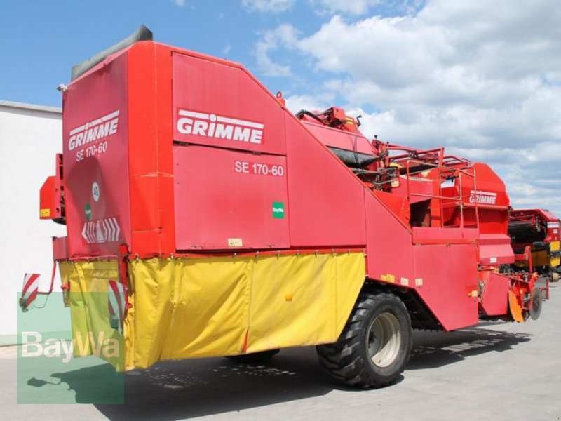 Kartoffel-VE des Typs Grimme SE 170-60, Gebrauchtmaschine in Straubing (Bild 7)