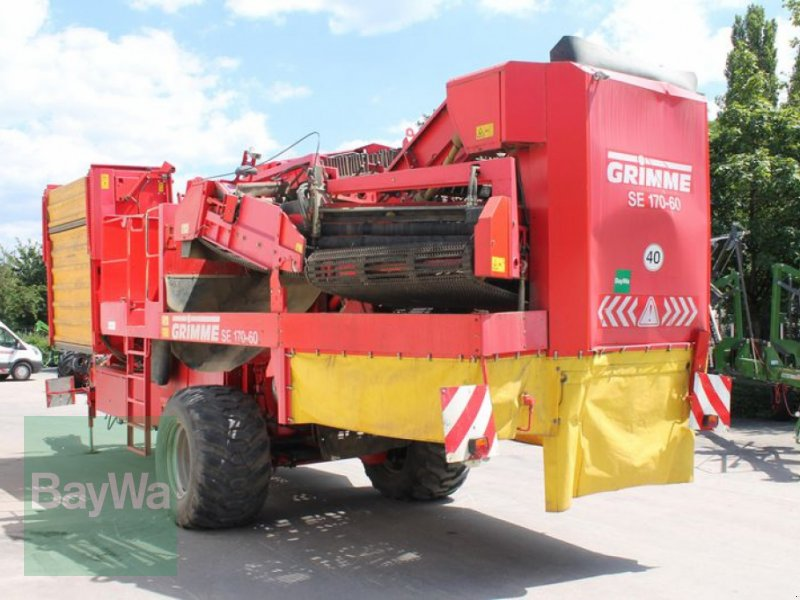 Kartoffel-VE des Typs Grimme SE 170-60, Gebrauchtmaschine in Straubing (Bild 5)