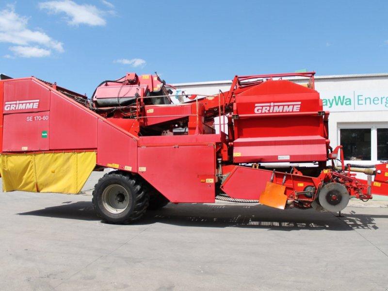 Kartoffel-VE des Typs Grimme SE 170-60, Gebrauchtmaschine in Straubing (Bild 1)