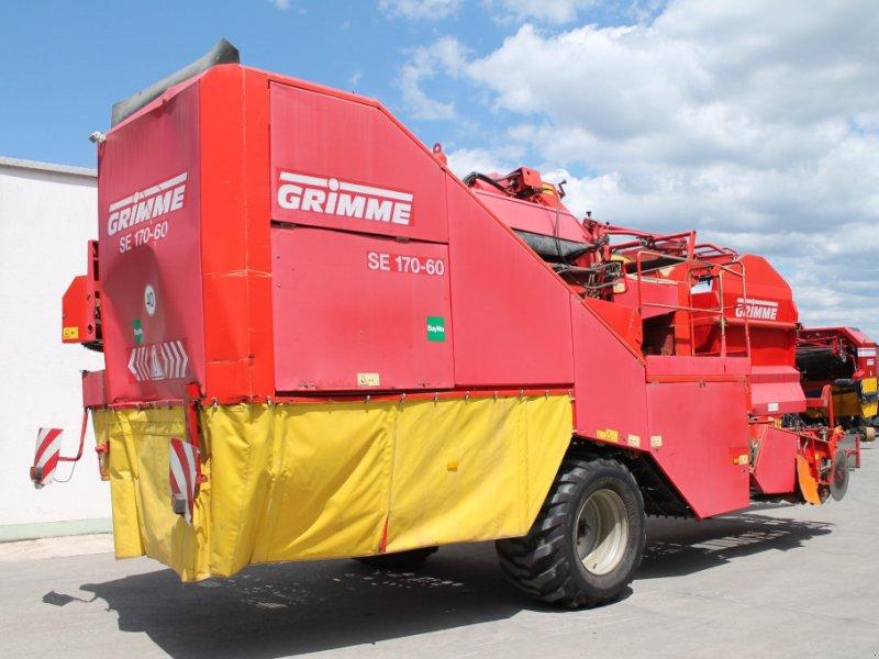 Kartoffel-VE des Typs Grimme SE 170-60, Gebrauchtmaschine in Straubing (Bild 3)