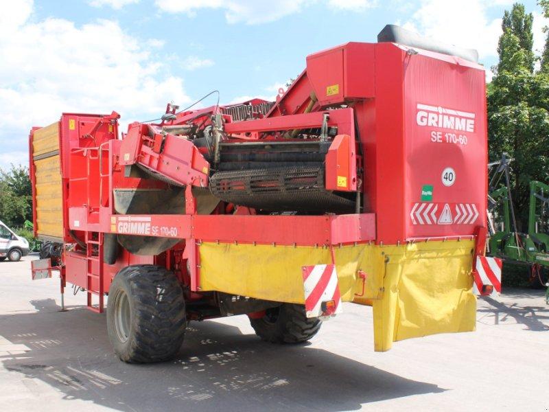 Kartoffel-VE des Typs Grimme SE 170-60, Gebrauchtmaschine in Straubing (Bild 8)