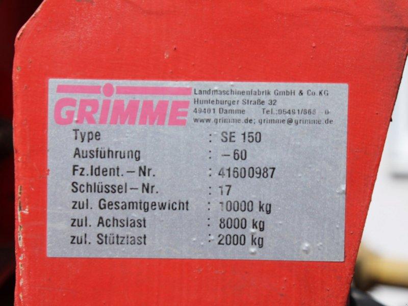 Kartoffel-VE des Typs Grimme SE 170-60, Gebrauchtmaschine in Straubing (Bild 12)