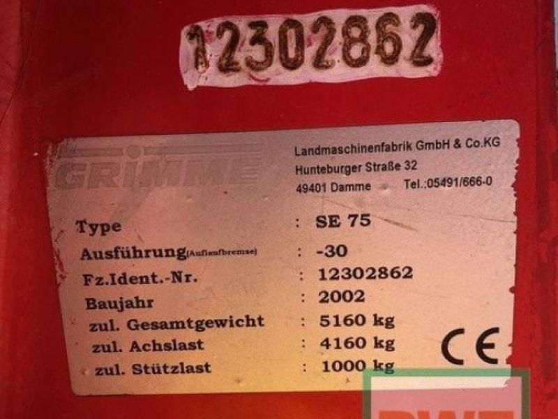Kartoffel-VE des Typs Grimme SE 75-30, Gebrauchtmaschine in Lorsch (Bild 9)