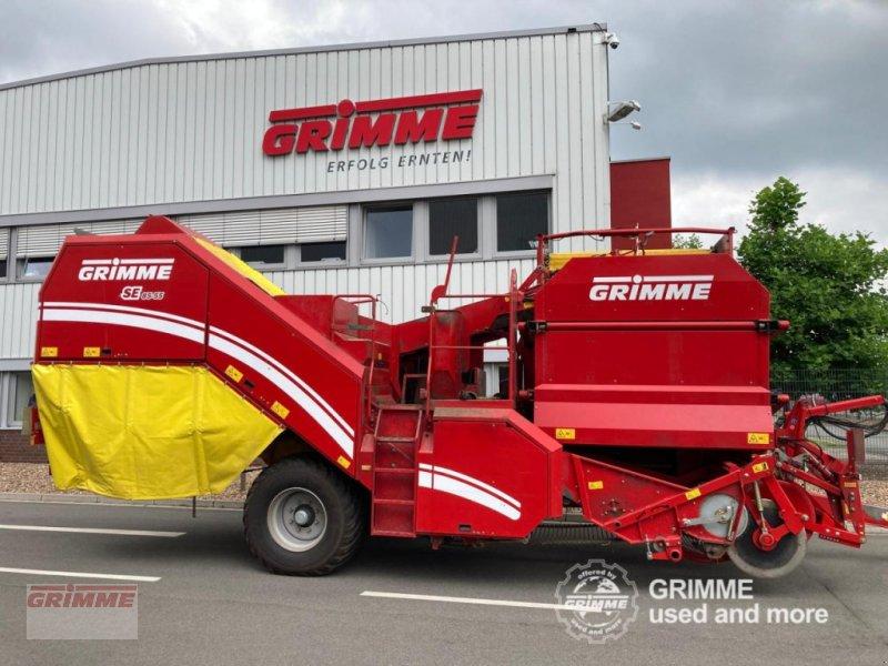Kartoffel-VE типа Grimme SE 75-55, Gebrauchtmaschine в Damme (Фотография 1)