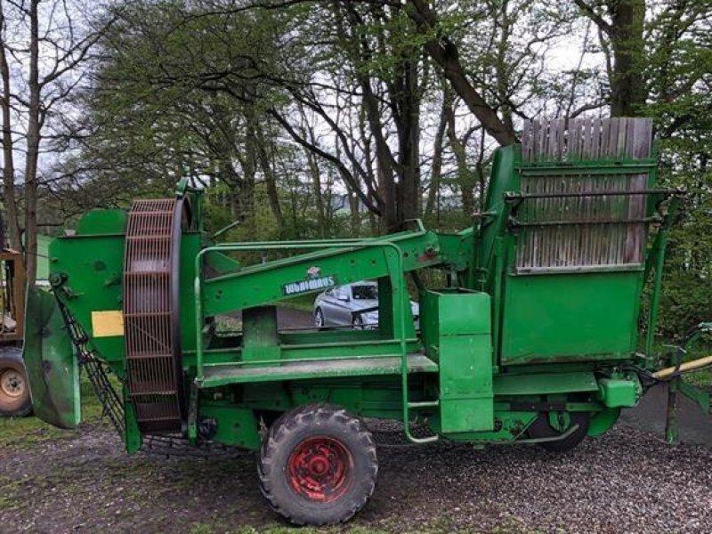 Kartoffel-VE типа Wühlmaus 1 rk. optager, Gebrauchtmaschine в Horsens (Фотография 4)