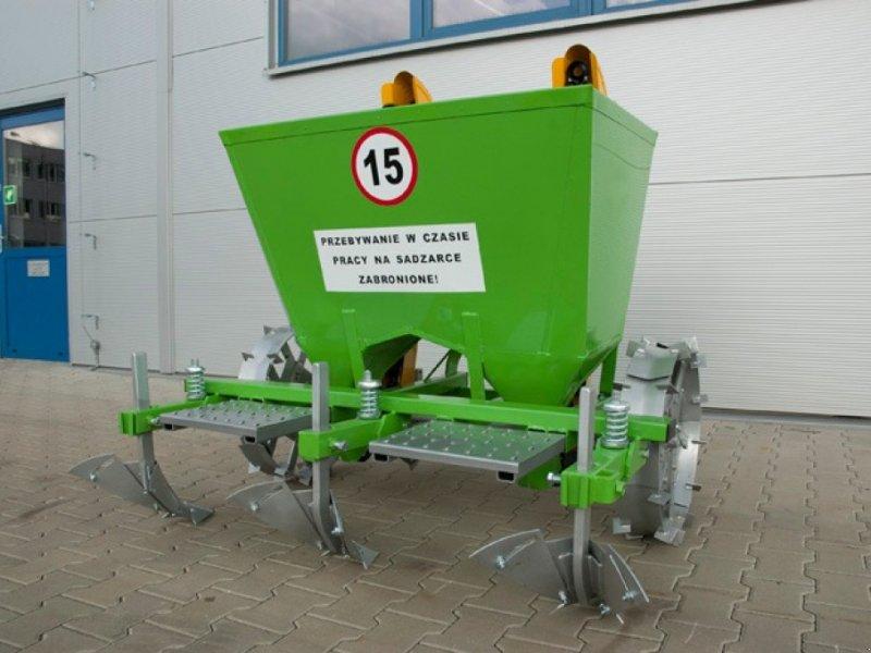 Kartoffellegemaschine типа BOMET Kartoffelpflanzmaschine Kartoffellege-maschine 1 oder 2-Reihen, Neumaschine в Neuhardenberg (Фотография 1)