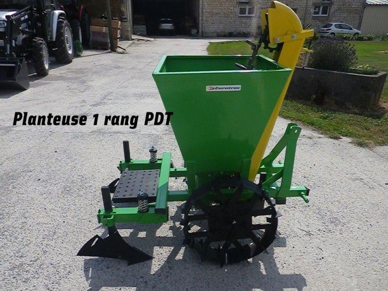 Kartoffellegemaschine типа BOMET PLANTEUSE 1 RANG, Gebrauchtmaschine в RETHEL (Фотография 1)
