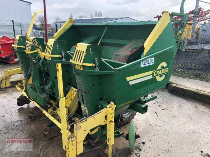 Kartoffellegemaschine typu Cramer Junior Super H, Gebrauchtmaschine w Hardifort (Zdjęcie 1)