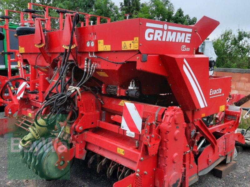Kartoffellegemaschine des Typs Grimme Exacta 420, Gebrauchtmaschine in Rain (Bild 1)