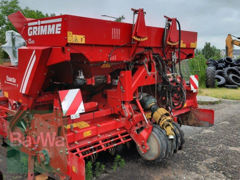 Kartoffellegemaschine des Typs Grimme Exacta 420, Gebrauchtmaschine in Rain (Bild 2)