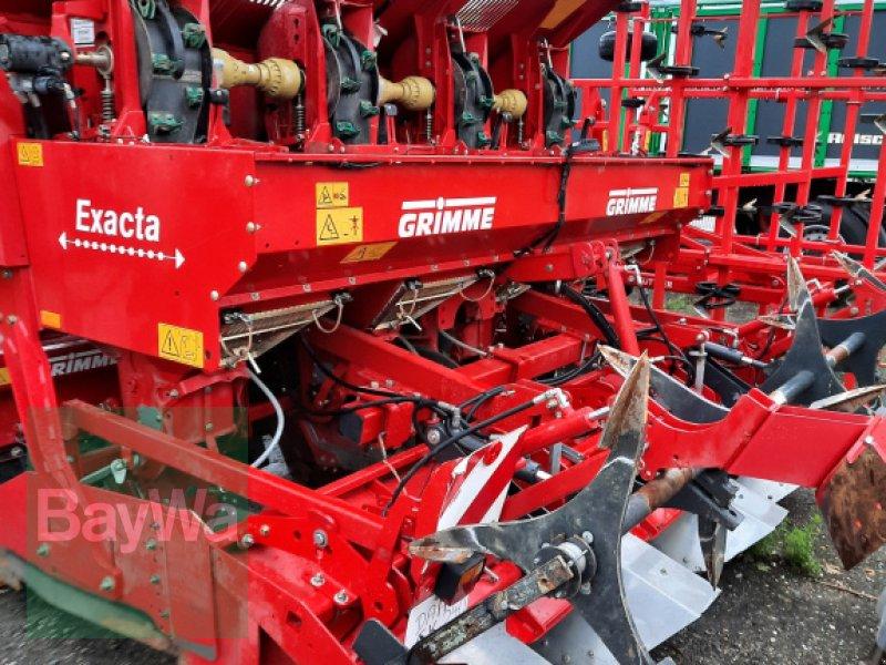 Kartoffellegemaschine des Typs Grimme Exacta 420, Gebrauchtmaschine in Rain (Bild 3)