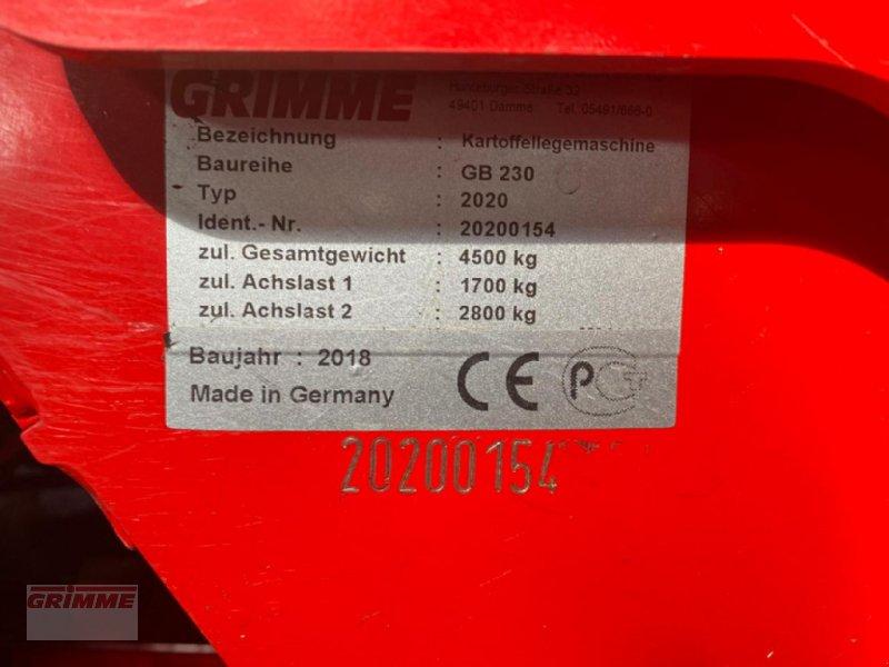 Kartoffellegemaschine tip Grimme GB 230, Gebrauchtmaschine in Rødkærsbro (Poză 8)
