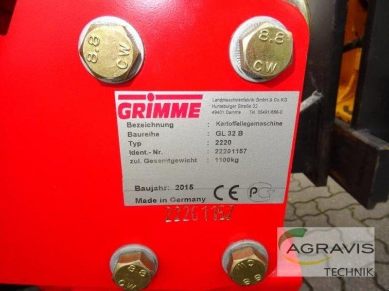 Kartoffellegemaschine tip Grimme GL 32 B, Gebrauchtmaschine in Uelzen (Poză 10)