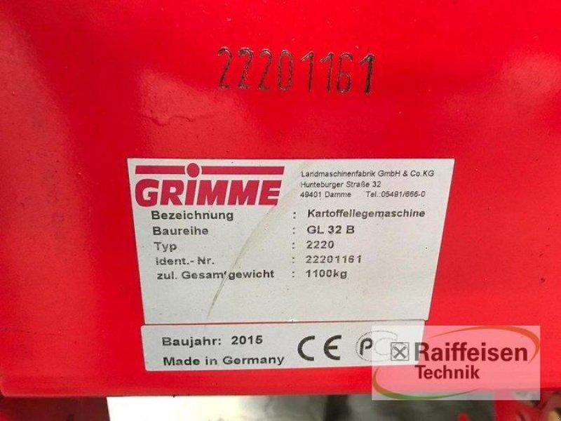 Kartoffellegemaschine des Typs Grimme GL 32 B, Gebrauchtmaschine in Bad Oldesloe (Bild 11)