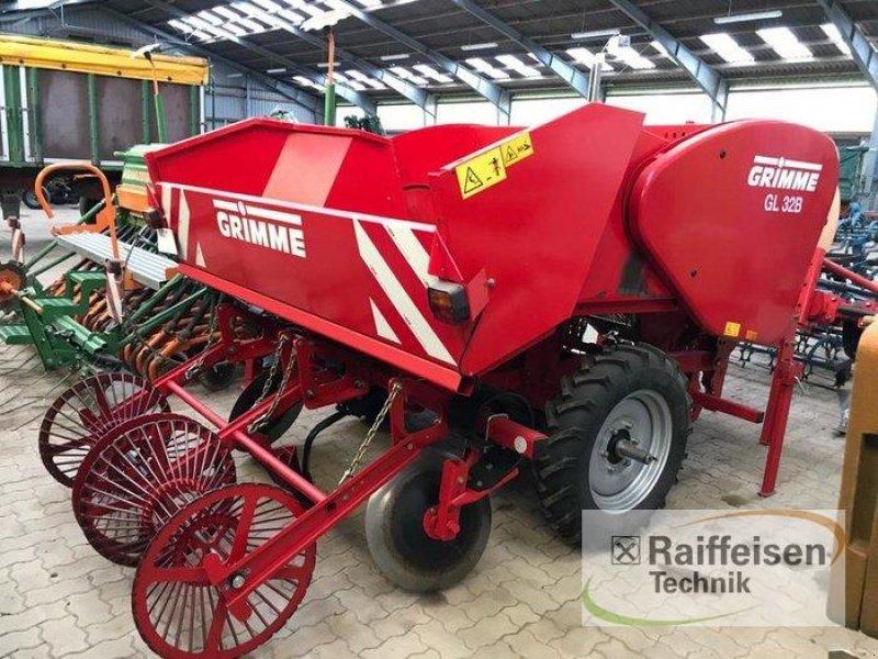 Kartoffellegemaschine des Typs Grimme GL 32 B, Gebrauchtmaschine in Bad Oldesloe (Bild 3)